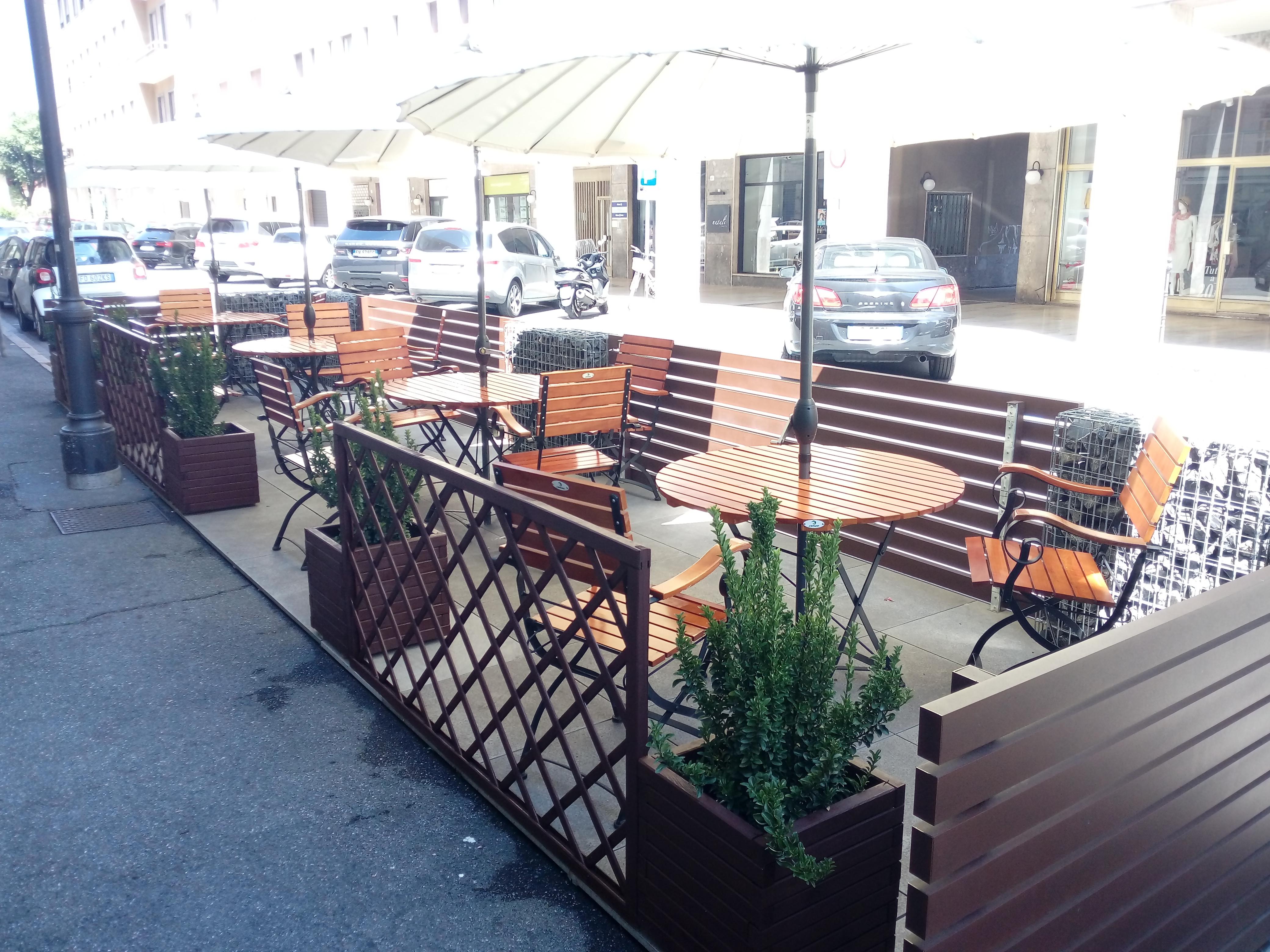 Treviglio city comprovendo bar for Arredamenti treviglio
